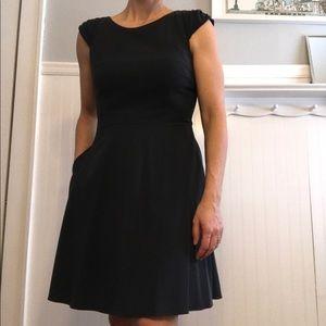 Marc New York gray pocket dress